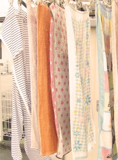 洗濯周りの掃除